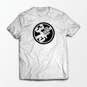 375 logo white 01 300x300 - 375 Logo White T-Shirt