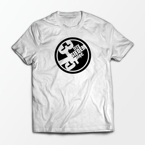 375 logo white 01 - 375 Logo White T-Shirt