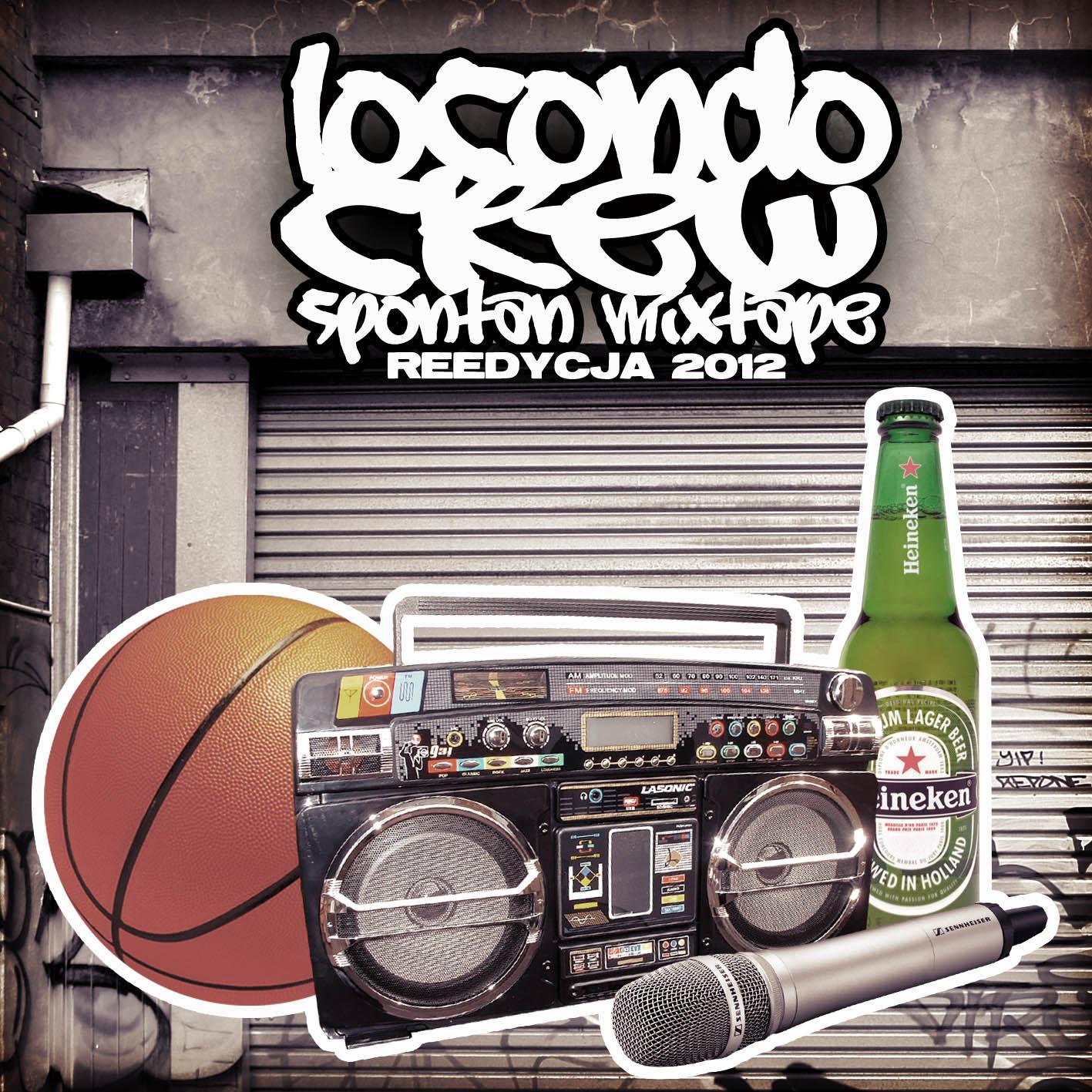 Locondo Sponto - Spontan Mixtape CoverArt