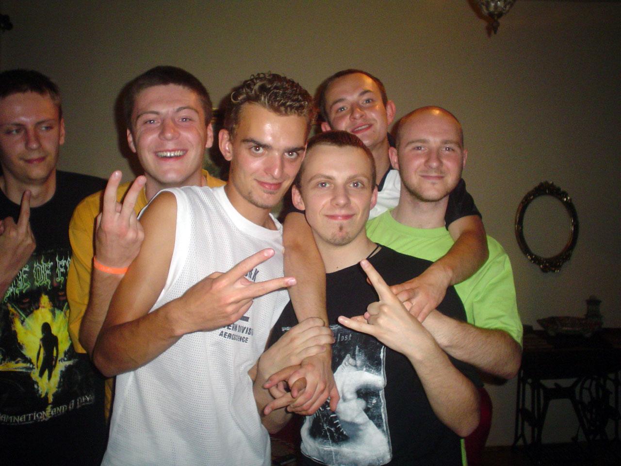 Locondo Crew w 2005