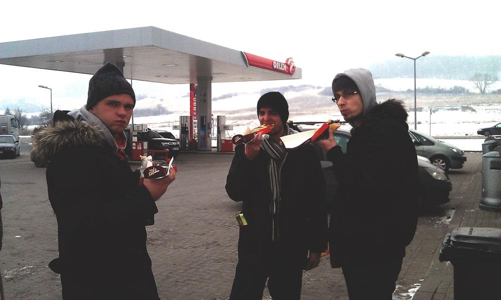 """W drodze do 375 - """"Ludzie Szy"""" (28.01.2012)"""