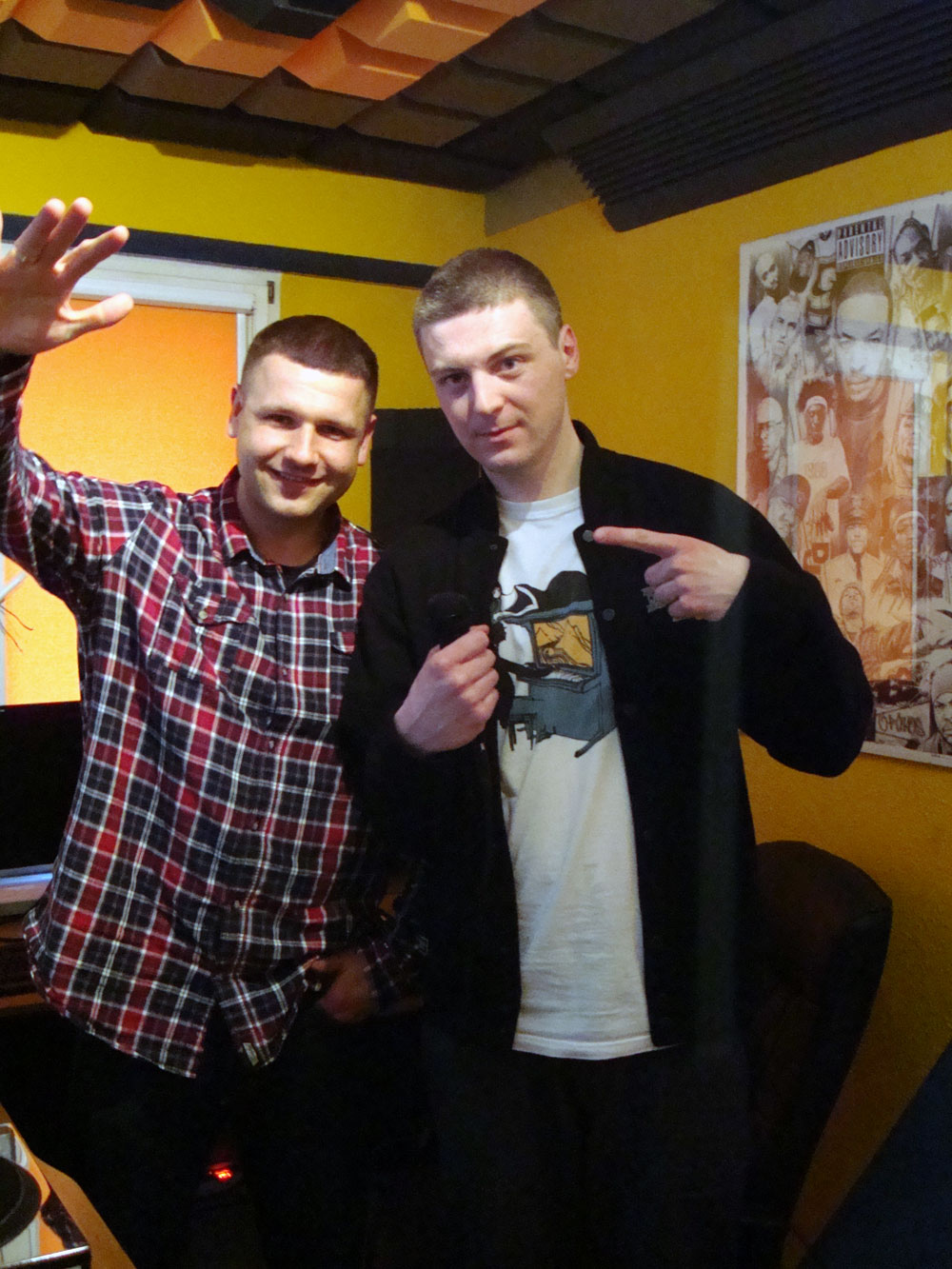 Wizyta w studiu Enote w Lublinie
