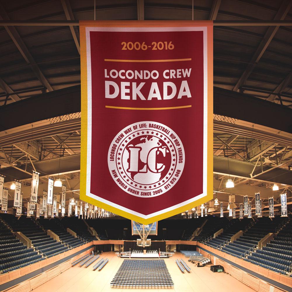 Locondo Crew - Dekada (CoverArt)