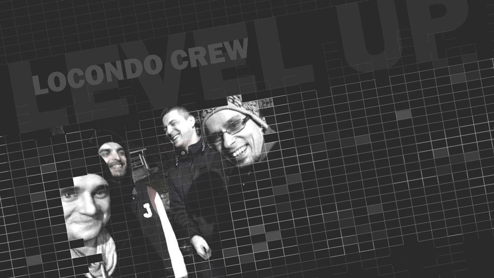 "Locondo Crew - Level Up Cover (z albumu ""Dekada"")"
