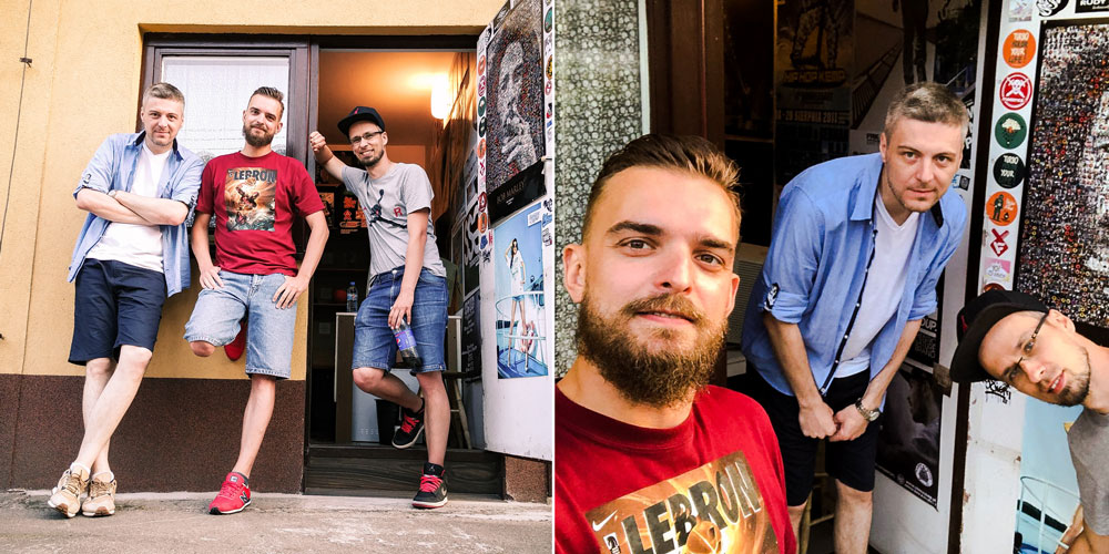 "Prace nad albumem Locondo Crew ""Three-peat"" (22.06.2019)"
